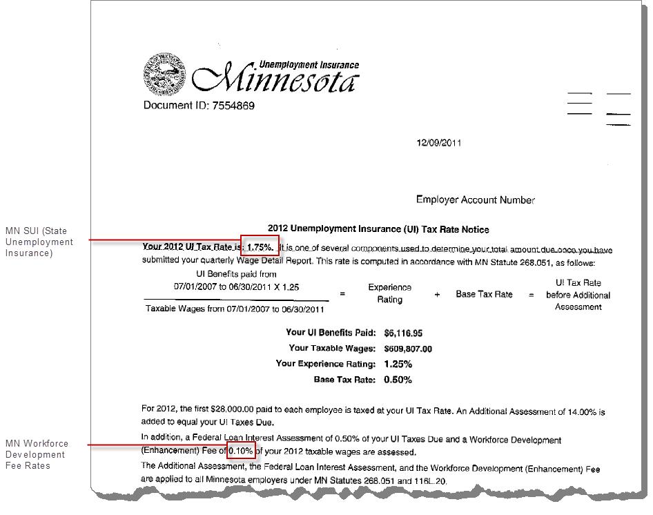 minnesota state tax id number